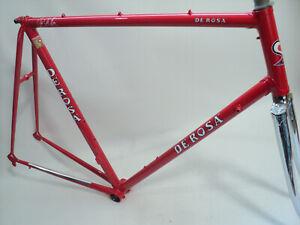 Vintage 80s DE ROSA PROFESSIONAL SL frame set rahmen AMAZING !
