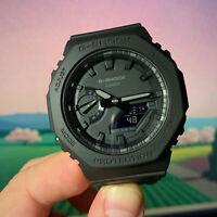 Casio G-SHOCK GA-2100-1A1ER - Casioak - Triple Black Matte