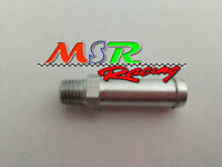 for moto/car radiator Universal Aluminum Overflow Pipe NPT 1/16 Con new