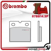Brembo SP - Pastiglie freno sinterizzate posteriori per BMW R100RT 1979>1990
