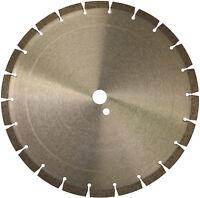 Diamanttrennscheibe Diamantscheibe Beton Granit 300 350 400 12 mm Segment 2X6=12
