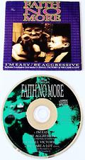 FAITH NO MORE - I'm Easy/Be Aggressive (CD Single Pt 2) (G+/VG)