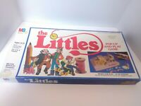 Vintage 1984 MB The Littles Pop-Up 3D Board Game - COMPLETE - HTF - Fast Ship!
