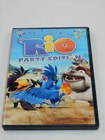 Rio (DVD, 2011, Party Edition)