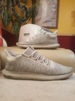 Adidas Tubular Mens Size 13 Brown Lifestyle Shoes