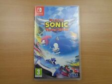 *BOX ONLY* SEGA Team Sonic Racing - Nintendo Switch - GENUINE Replacement Case