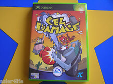 CEL DAMAGE - XBOX