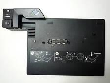 IBM Lenovo Dockingstation 2504 Thinkpad T61 T61P Z60
