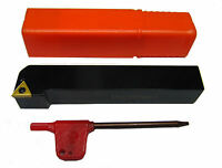 RDG TOOLS 16MM INDEXABLE LATHE TURNING TOOL RIGHT HAND TCMT 11 INSERTS