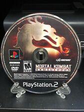 Mortal Kombat: Armageddon (PlayStation 2 PS2) DISC ONLY | Free Shipping