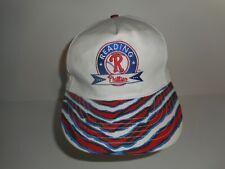 Vintage Zubaz Zebra Print Reading Phillies Minor League Baseball Snapback Hat