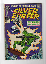 The Silver Surfer #2 (Oct 1968, Marvel) - Fine/Very Fine
