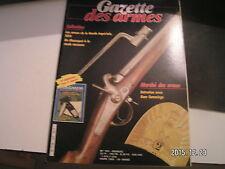 *** Gazette de armes n°151 Carabine Chassepot Saxonne Thompson Saga Houston 86