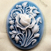 Rose Flower Silicone Baking Forms Fondant 1Pcs 3D Cake Cookie Craft Mould Tools