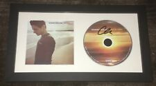 CHRIS CARRABBA SIGNED DASHBOARD CONFESSIONAL DUSK AND SUMMER FRAMED CD w/PROOF