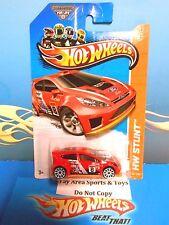 RARE NEW 2012 Hot Wheels Ford Fiesta TREASURE HUNT 92/250 HW Stunt Car Vehicle