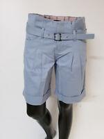 Short Donna Amy Gee / Pants women Art. -AP4044T0229 -Col.Azzurro Sconto - 70%