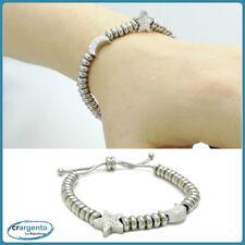 bracciali donna acciaio braccialetti da in con ciondoli stella a luna catena per