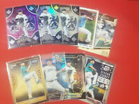 2019 Yusei Kikuchi Rookie 9 Card Lot Topps Panini Optic Prizm /75 /25 Mariners