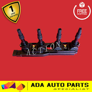 A Ignition Coil For Holden Astra TS AH Barina Combo Tigra XC Z18XE 98-07 1.8L