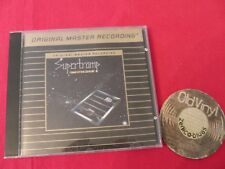 CD Supertramp Crime Of The Century MFSL  24 KT Gold Disc  Ultradisc Japan