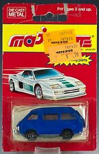 Majorette Die Cast #216 Toyota Lite Ace Van Wagon Blue MOC Made In France
