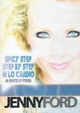Step Aerobics AND Toning EXERCISE DVD - JENNY FORD Step By Step - 3 WORKOUTS