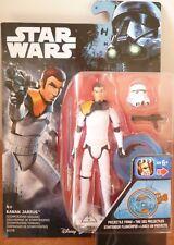 STAR WARS - Rogue One - Kanan Jarrus Stormtrooper Disguise - HASBRO 2016 - NEUF