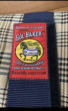 Baker Dog Blanket - Original Plaid - Size Small 13''