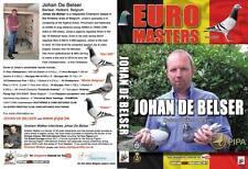 EURO MASTERS TRIPLE PACK RACING PIGEON DVDs