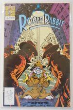 "Vintage Disney Comic Book Roger Rabbit ""The Spies of Life"" (#8)"