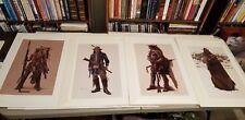 James Bama Portraits Package, Buy 4, Get Volunteer Free!