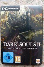 dark souls 2 black armour edition pc2014 steelbock