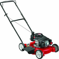 "Yard Machines 140cc Gas 20"" Side Discharge Push Mower(CARB) 11A-02SB700 NEW"
