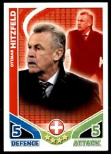 Match Attax World Cup 2010 - Ottmar Hitzfeld Switzerland Managers