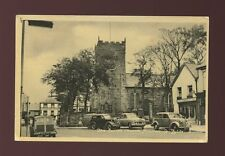 Lancashire Lancs POULTON-LE-FYLDE Church Used 1960 PPC