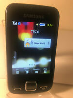 Samsung Blade GT-S5600 - Black (Unlocked) Mobile Phone