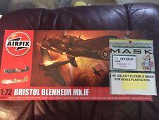 New ListingArx-4059 1/72 Bristol Blenheim Mk If Aircraft