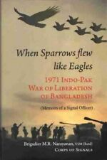 WHEN SPARROW FLEW LIKE EAGLES GQ NARAYANAN M.R. JAYPEE BROTHERS MEDICAL PUBLISHE