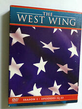7321917224963 WEST WING SEASON 1 12-22 DVD SET