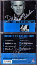 Daniel Barenboim & Dianne Reeves firmato Tribute to Duke Ellington Don Bryon CD