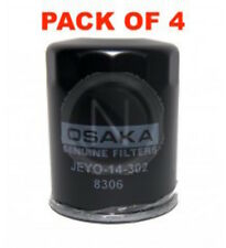 OSAKA OIL FILTER OZ411 INTERCHANGEABLE WITH RYCO Z411 (BOX OF 4)