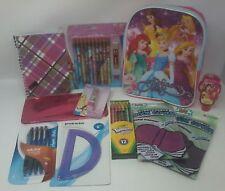Disney Princess Back To School 11 Piece Bundle Set