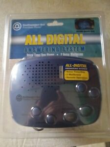 Southwestern Bell FA970 Answering System All Digital 2 Mailboxes NEW IN PACKAGE