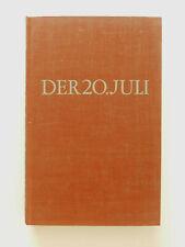 Der 20 Juli Heinrich Fraenkel Roger Manvell Buch