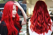 BERINA HAIR COLOR CREAM HAIR DYE BRIGHT RED COLOR A23 PERMANENT HAIR DYE