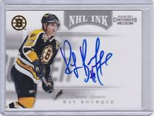 Ray Bourque 11/12 Panini Contenders NHL INK Auto SP