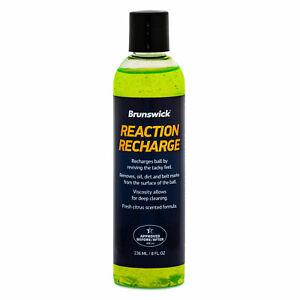 Brunswick Bowling Ball Reaction Recharger Reaktiviert die Ball Oberfläche 236 ml