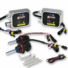 H13 High + Low 8000K Xenon HID Conversion Kit HeadLight Bulb+AC Ballast