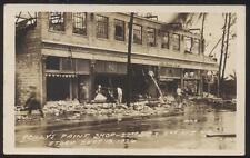 RP Postcard MIAMI Florida/FL 1926 Hurricane Disaster Reilly's Paint Store Damage